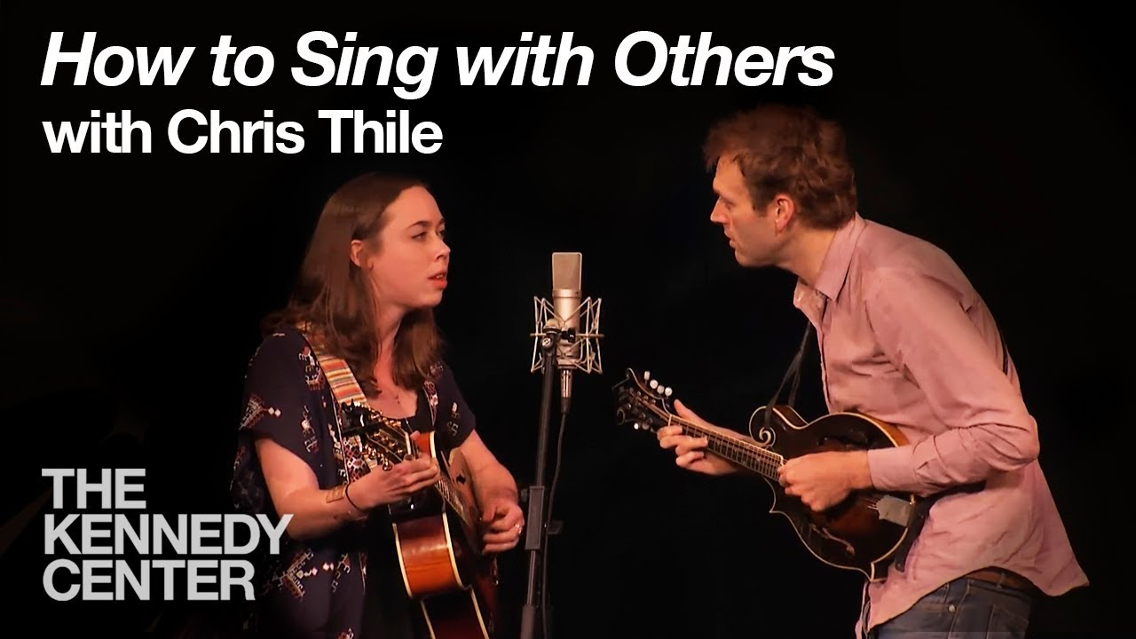 How To Sing With Others